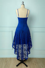 Load image into Gallery viewer, Straps Royal Blue Lace