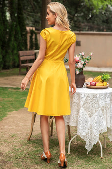 Retro Style Sweetheart 1950s Dress