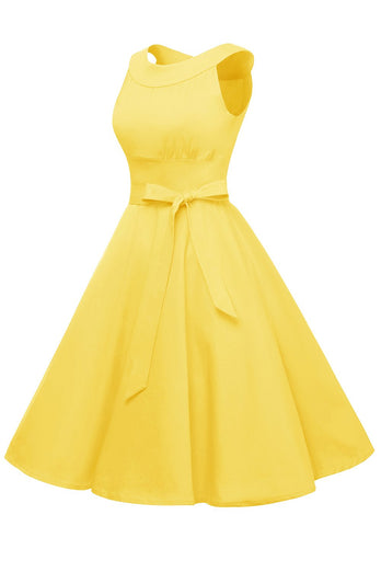 Yellow Pin Up Swing