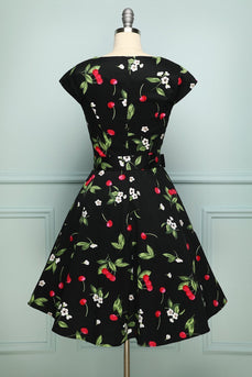 Black Cherry Dress