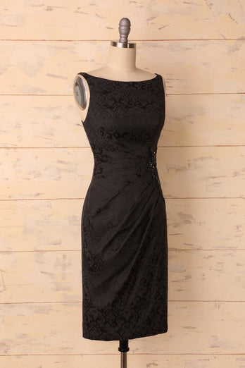 Black Mother Dress - ZAPAKA