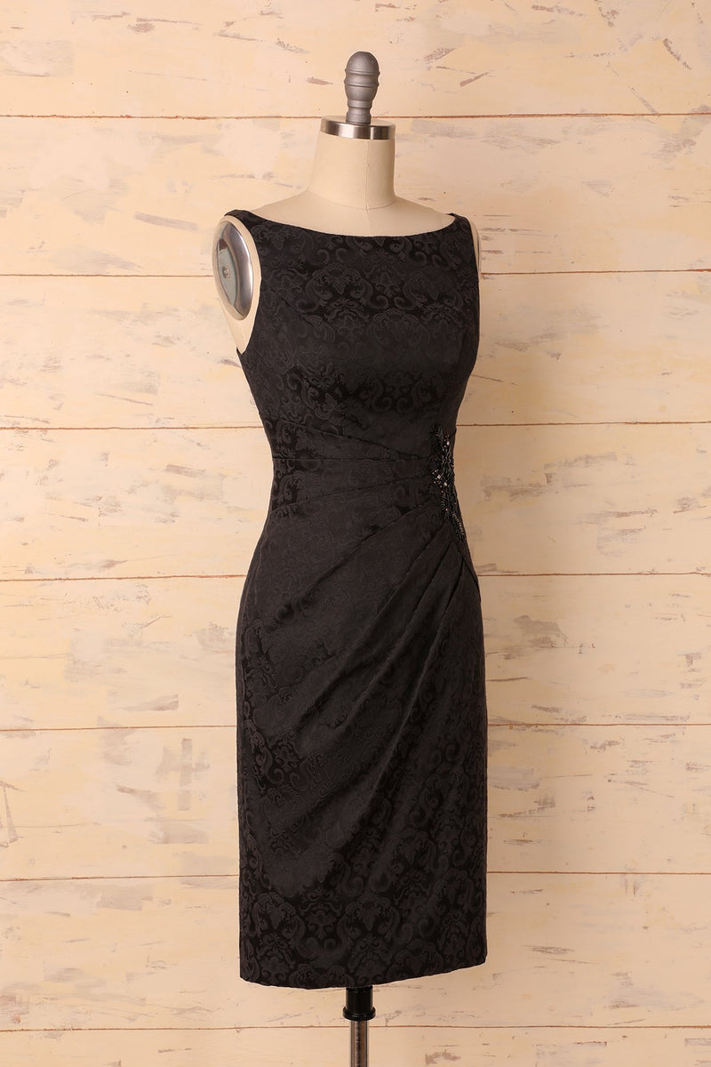 Load image into Gallery viewer, Black Mother Dress - ZAPAKA