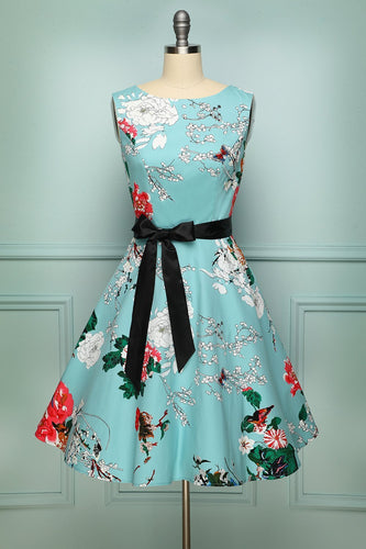 Light Blue 1950s