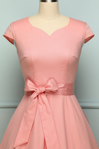 Pink 1950s Swing