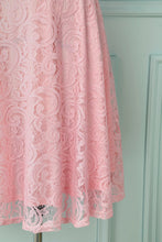 Load image into Gallery viewer, Pink Lace Bridesmaid - ZAPAKA