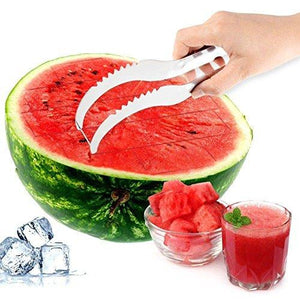 Extremely Quick Watermelon Slicer