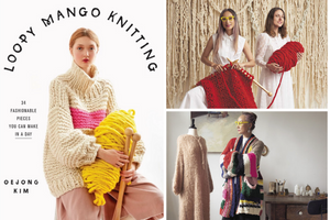 NEW - there's now a Loopy Mango Knitting Book