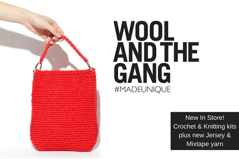Wool And The Gang now in Australia