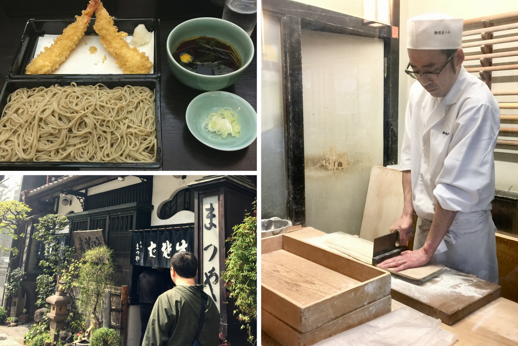 The Best Soba in Tokyo