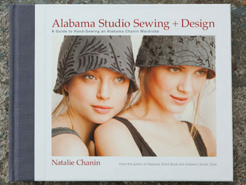 Alabama Studio Sewing and Design Hardcover book from Alabama Chanin