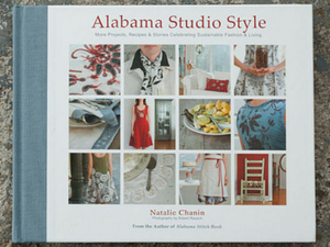 Alabama Chanin Studio Style Hardcover Book