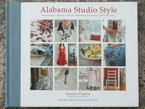 Alabama Studio Style Hardcover book from Alabama Chanin