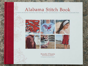 Alabama Stitch Book from Alabama Chanin available from GetMaking