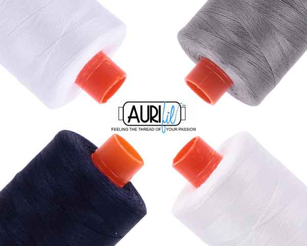 Aurifil Cotton Thread for Machine Sewing