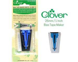 Clover 25mm 1 inch Bias Tape Maker