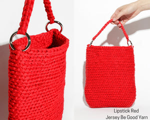 Honey Bee Bag in Lipstick Red at GetMaking