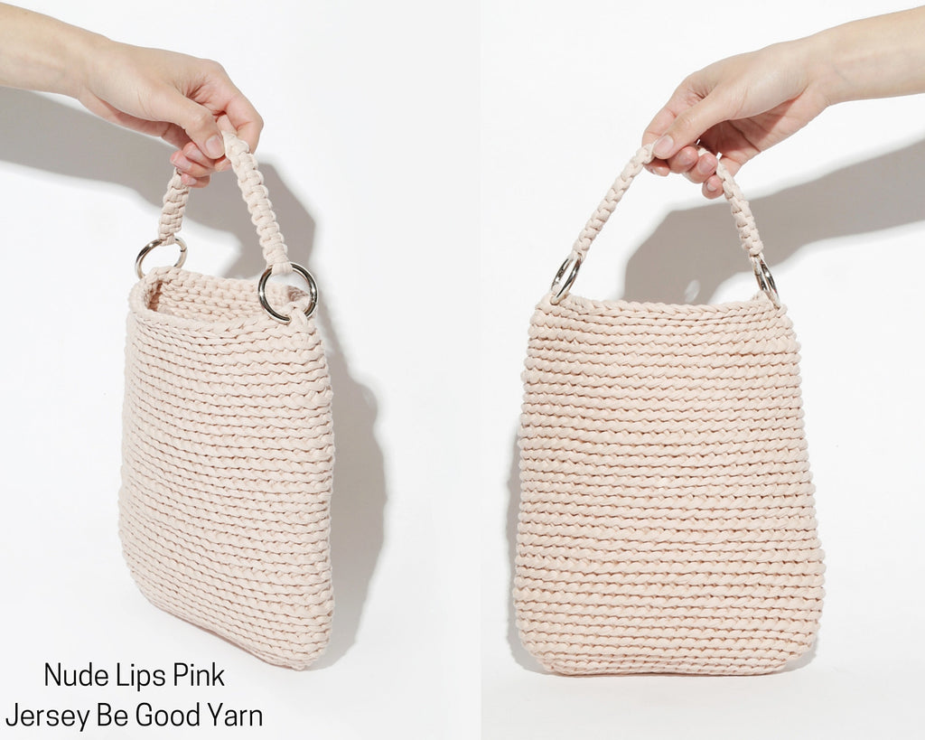 Honey Bee Bag in Nude Lips Pink at GetMaking
