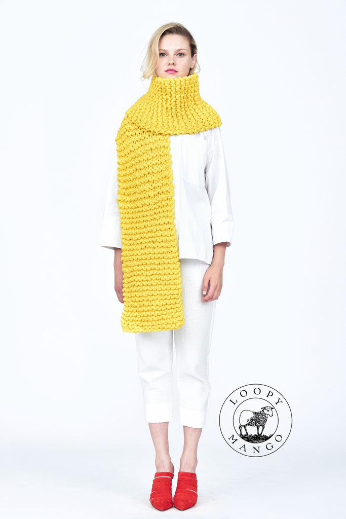 Loopy Mango Her Scarf DIY Kit