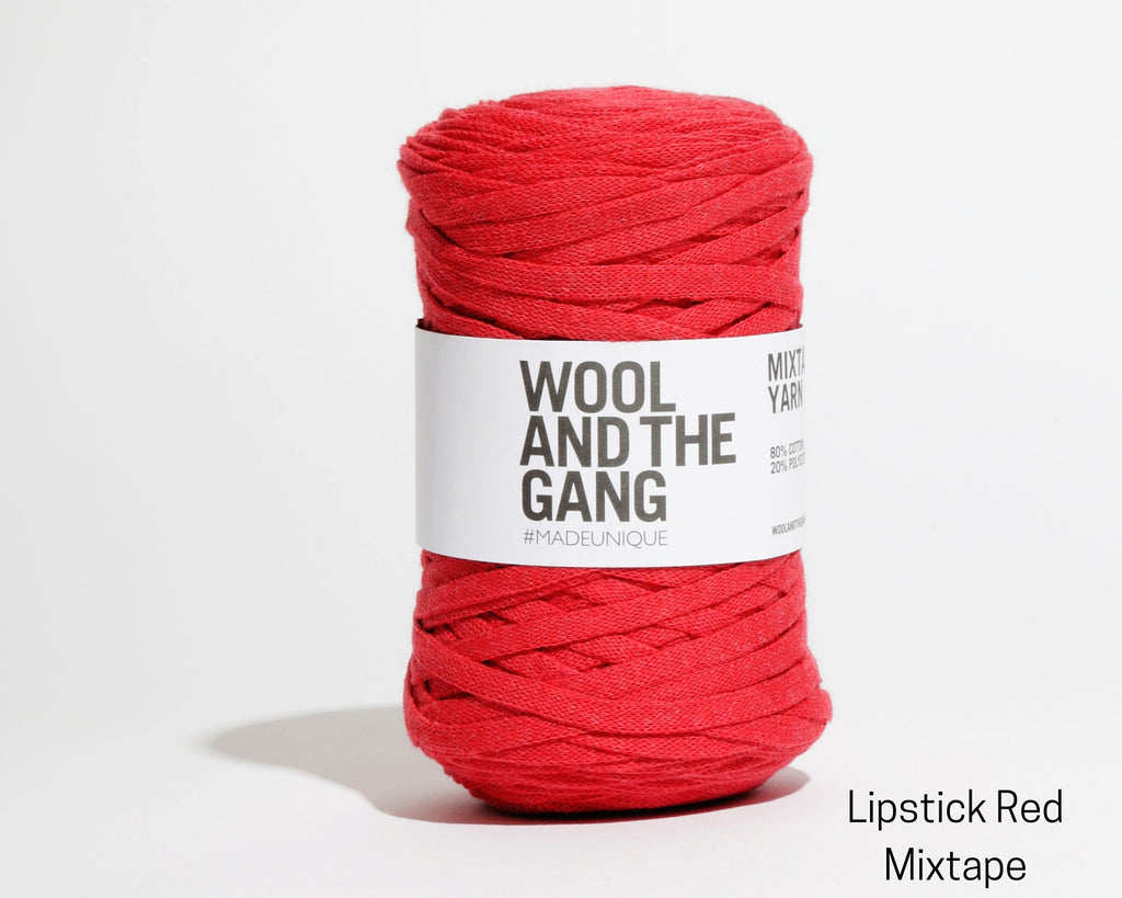 Wool and the Gang Red Lips Mixtape Yarn