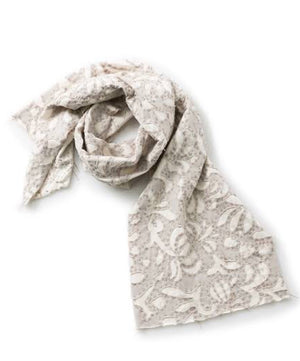 Alabama Chanin hand sewn scarf DIY Kit