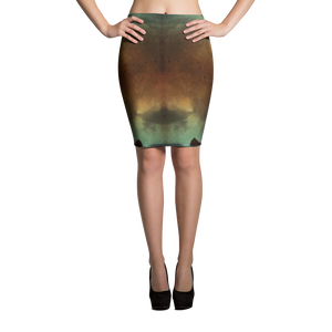 ARROKA Pencil Skirt