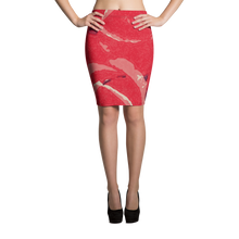 Load image into Gallery viewer, BISAIA BIGA Pencil Skirt