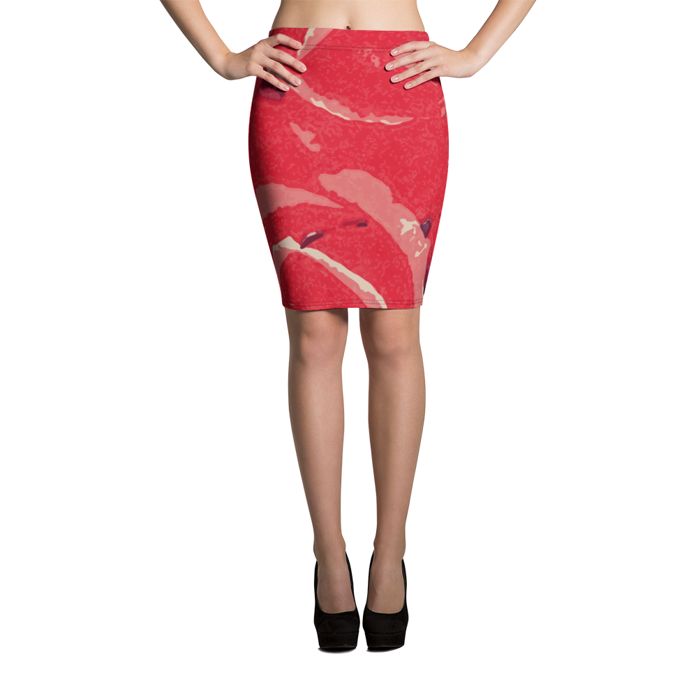 BISAIA BIGA Pencil Skirt