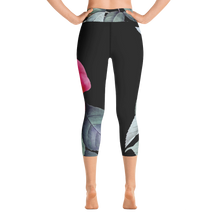 Load image into Gallery viewer, ARROSAKARA VERDE Capri Leggings