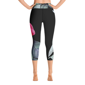 ARROSAKARA VERDE Capri Leggings