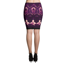 Load image into Gallery viewer, MALBA KOLORE Pencil Skirt