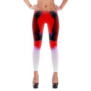 PELIKANO ROJO Leggings