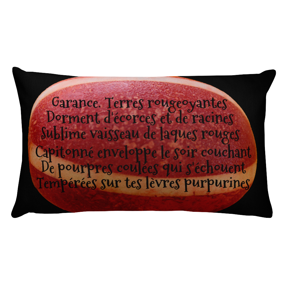 COLOMBUS EGG GARANCE Premium Pillow