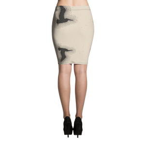 PELIKANO Pencil Skirt