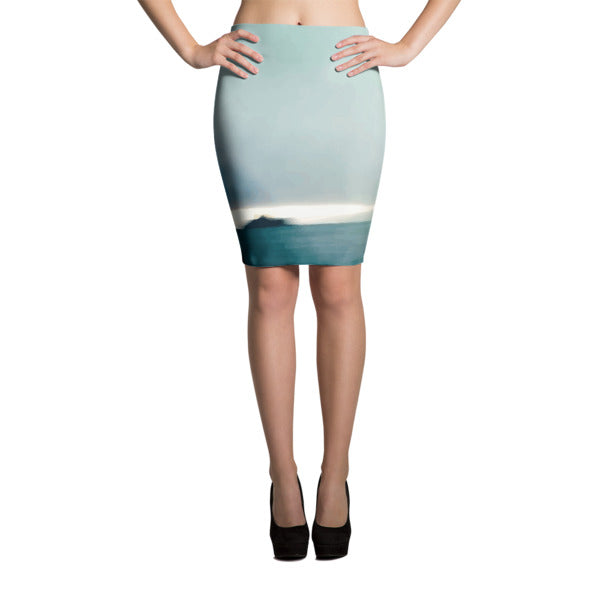 ZERUMUGA Pencil Skirt