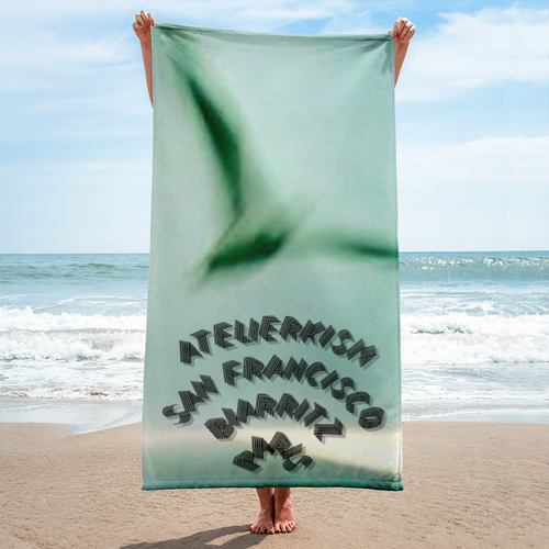 ATELIERKISM Towel