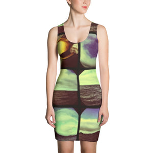 KALEIDOSCOPIO Mini Dress