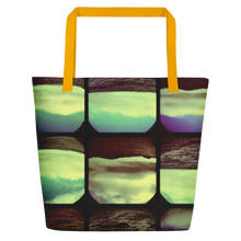 Load image into Gallery viewer, KALEIDOSCOPIO Beach Bag