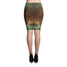 Load image into Gallery viewer, ARROKA Pencil Skirt