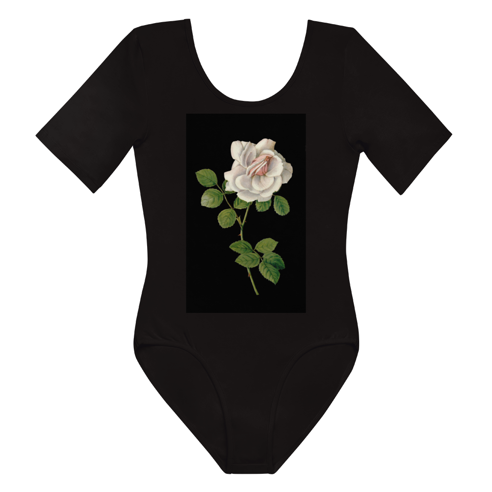 ADDISONIA Short Sleeve Bodysuit