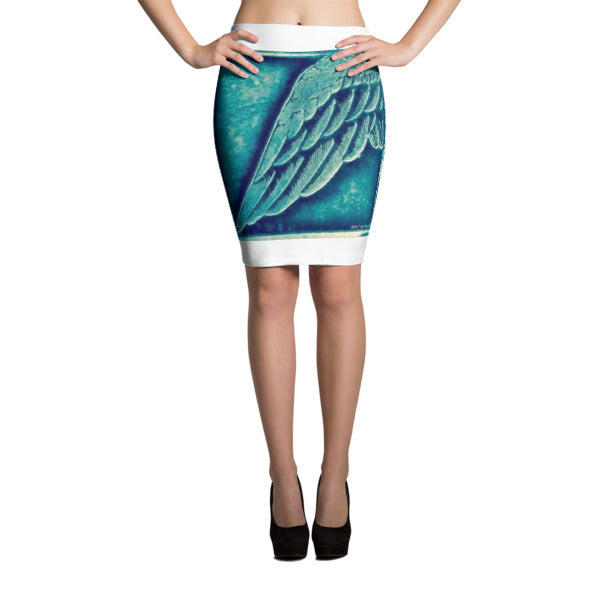 HEGALDÜN Pencil Skirt