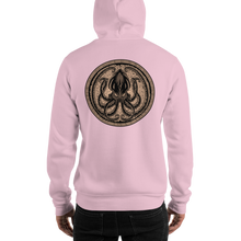 Load image into Gallery viewer, Unisex Hoodie Sepia KRAKEN