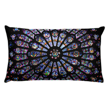 Load image into Gallery viewer, ARROSA FIGURA Cathédrale Notre-Dame Paris Premium Pillow