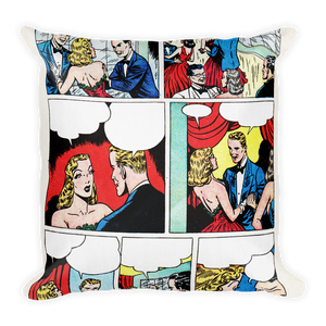 LET'S DANCE VINTAGE ROMANCE Premium Pillow
