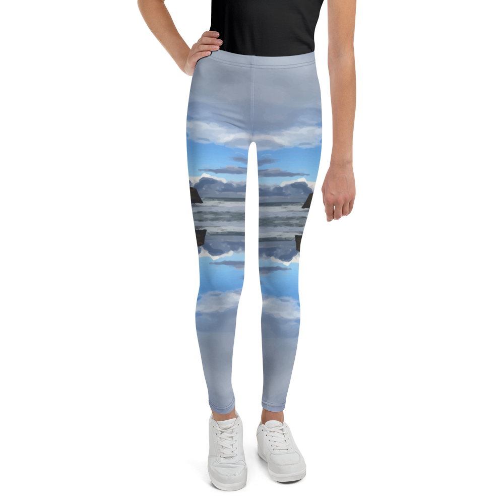 ZERU AU CIEL Leggings