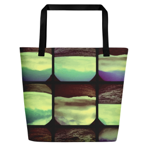 KALEIDOSCOPIO Beach Bag