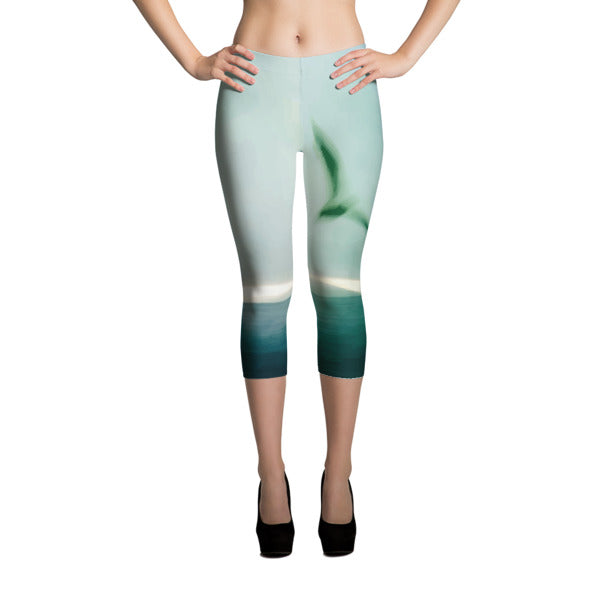 ZERUMUGA Capri Leggings