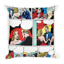 Load image into Gallery viewer, LET'S DANCE VINTAGE ROMANCE Premium Pillow