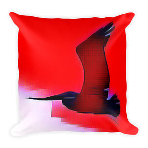 PELIKANO ROJO Basic Pillow