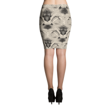 Load image into Gallery viewer, ARROSA ZURI Pencil Skirt