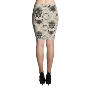 ARROSA ZURI Pencil Skirt